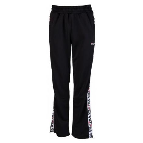 Fila THORA TRACK PANTS black - Women's sweatpants