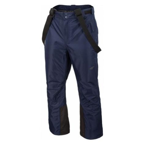 4F MEN´S SKI TROUSERS blue - Men's ski pants