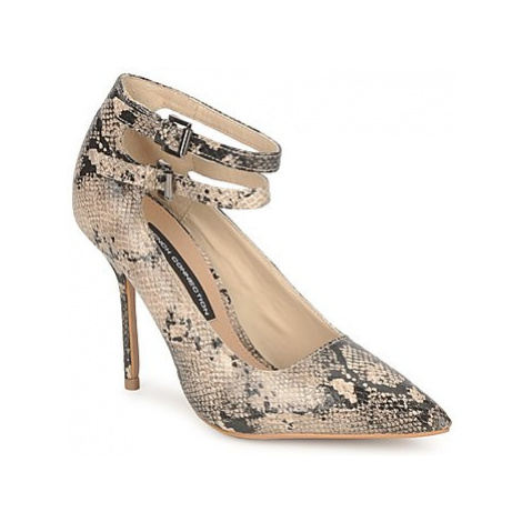 French Connection JAMELIA women's Court Shoes in Beige