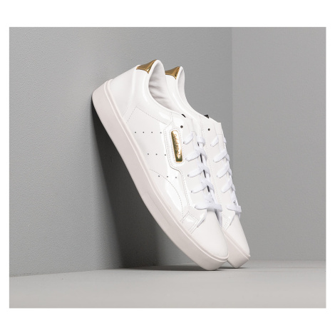 adidas Sleek W Ftw White/ Crystal White/ Gold Metalic