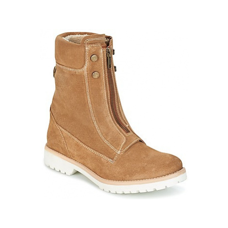Superdry BAILEY WORKBOOT women's Mid Boots in Brown