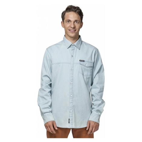 shirt Horsefeathers Rodney LS - Light Blue