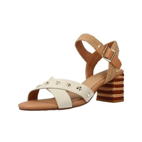 Tommy Hilfiger FW0FW02819 women's Sandals in White