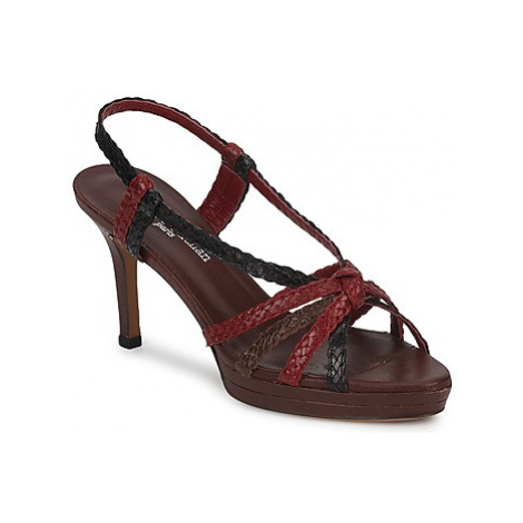 Stéphane Kelian PRISCILLE women's Sandals in Red