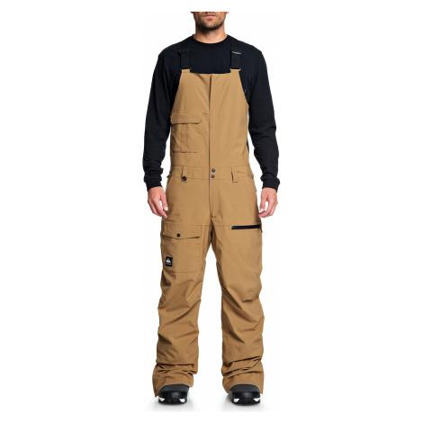 pants Quiksilver Utility Bib - CNQ0/Otter - men´s