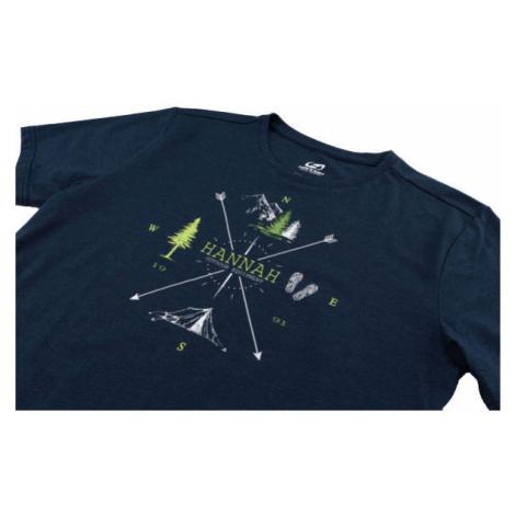 Hannah ETIEN blue - Men's T-shirt