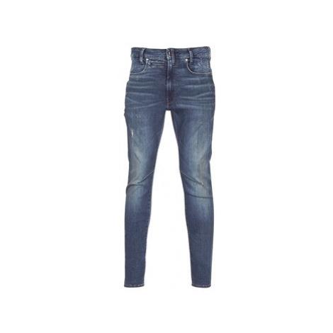 Grey men's skinny jeans