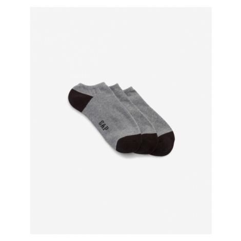 GAP Set of 3 pairs of socks Grey