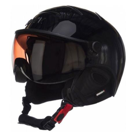 Kask ESSENTIAL PHOTOCHROMIC black - Ski helmet