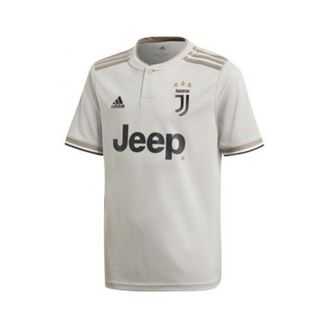 Juventus Away Shirt 2018-19 - Kids Adidas