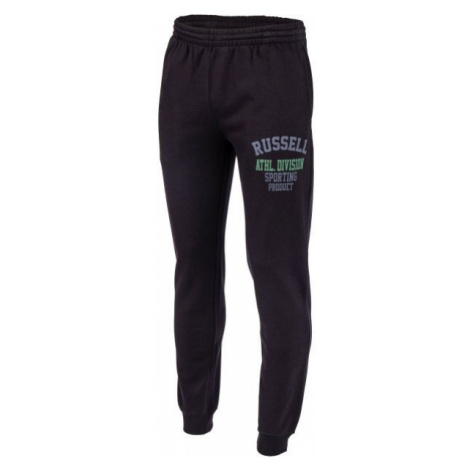 """Russell Athletic CUFFED PANT """"ATHL. DIVISION"""" black - Men's sweatpants"""