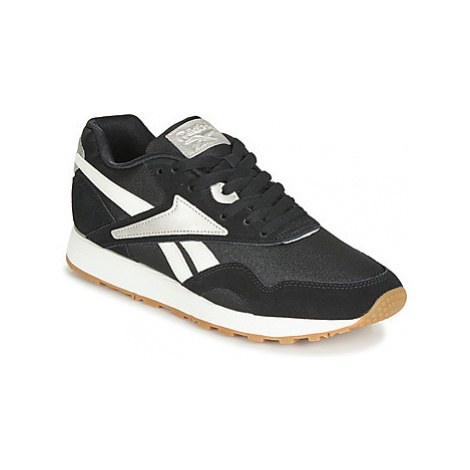 Reebok Classic RAPIDE women's Shoes (Trainers) in Black