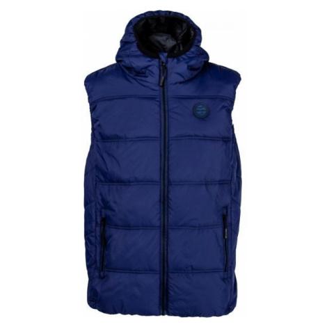 Willard BOB dark blue - Men's quilted vest