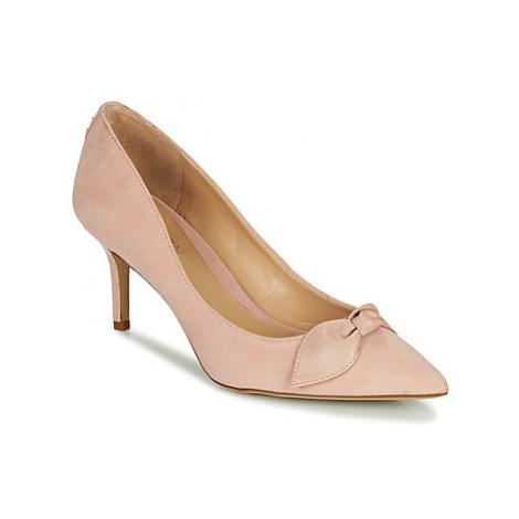Lauren Ralph Lauren 802723238-004 women's Court Shoes in Pink