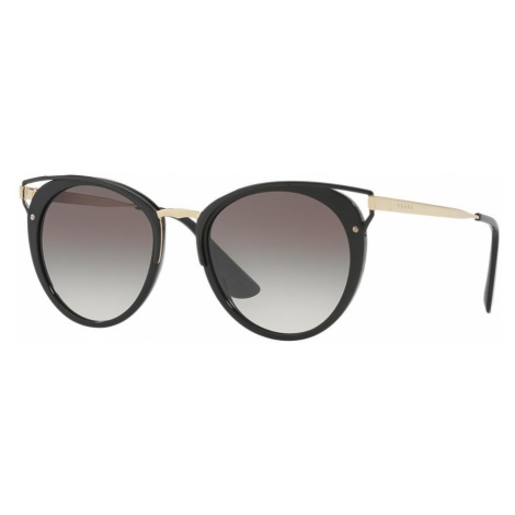 Prada Woman PR 66TS - Frame color: Black, Lens color: Grey-Black, Size 54-20/145