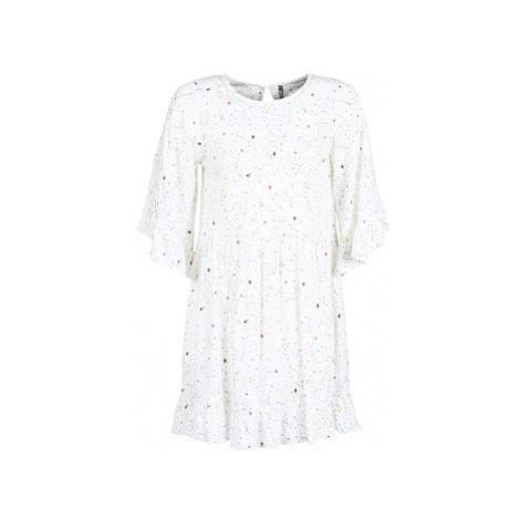 Smash HEATHER women's Dress in White