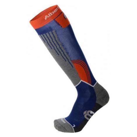 Mico SOCKS M1 ALBERTO TOMBA blue - Ski socks