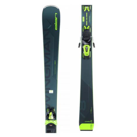 Elan WINGMAN 78 TI PS + ELS 11 - Men's downhill skis