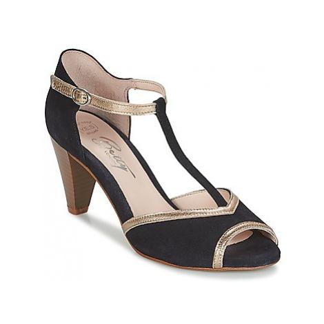 Betty London INILO women's Sandals in Blue