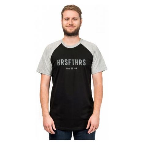 Horsefeathers HRSFTHRS T-SHIRT grey - Men's T-shirt