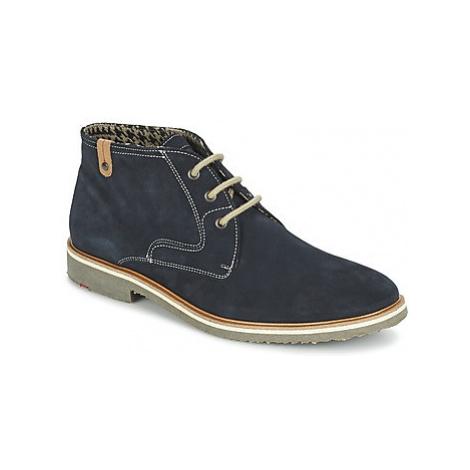 Lloyd SPEED men's Mid Boots in Blue