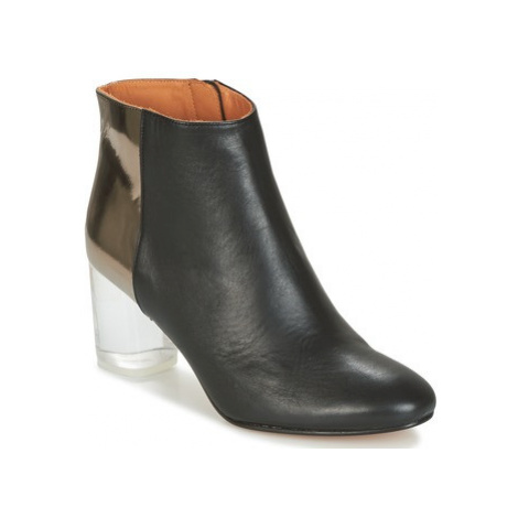 Emma Go ELAN LUCIE women's Low Ankle Boots in Black