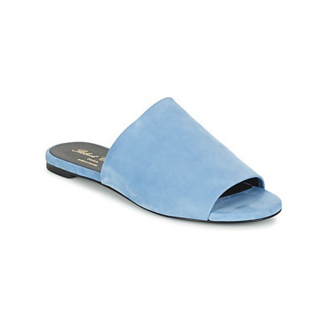 Robert Clergerie GIGY women's Mules / Casual Shoes in Blue
