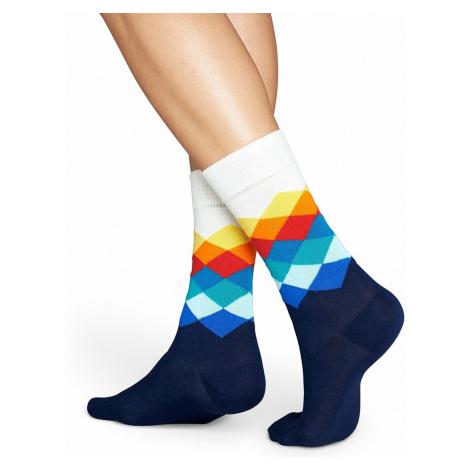 socks Happy Socks Faded Diamond - FD01-105
