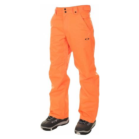 pants Oakley Sun King 10K Biozone Shell - Neon Orange