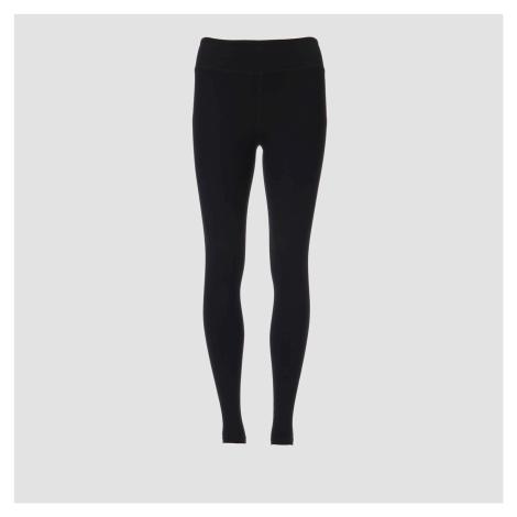 MP Women's Power Classic Leggings - Black/Black (2 Pack) Myprotein