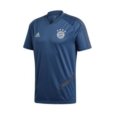 FC Bayern Training Jersey - Navy Adidas