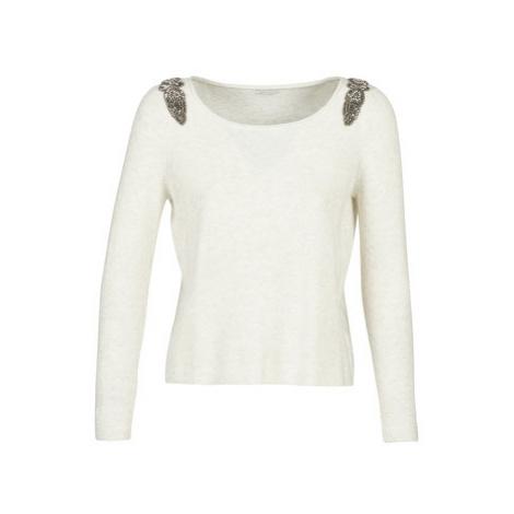 Ikks BP18155-12 women's Sweater in White