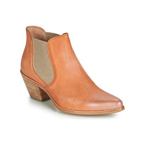Muratti DAMARYS women's Mid Boots in Orange