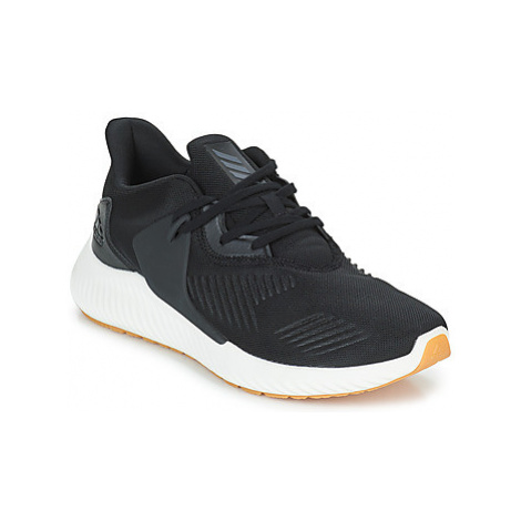 Adidas ALPHABOUNCE RC 2 M men's Running Trainers in Black