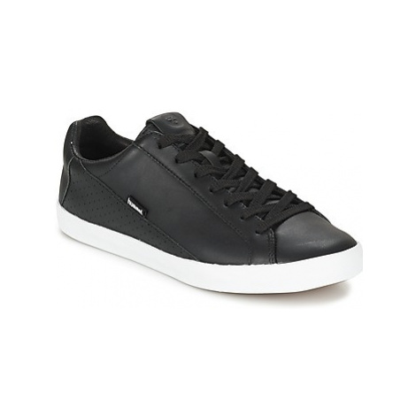 Hummel CROSS COURT LEATER women's Shoes (Trainers) in Black
