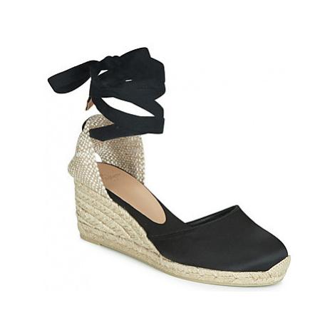 Castaner CARINA women's Sandals in Black Castañer