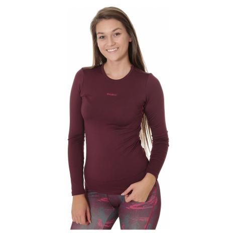 T-Shirt Husky Active Winter LS - Fig - women´s
