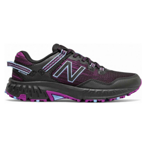 New Balance WT410CM6 black - Women's trail shoes