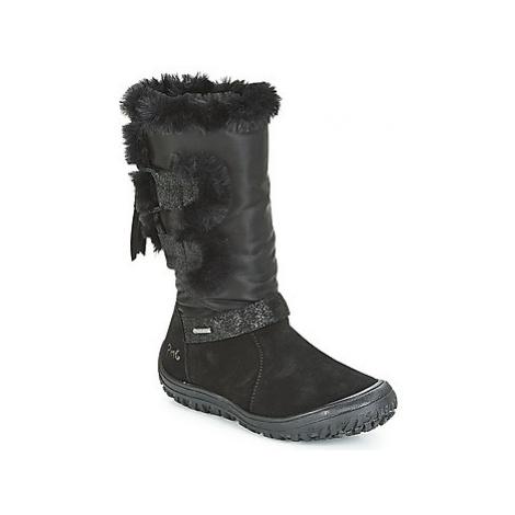 Primigi INGA-E GORE-TEX girls's Children's Snow boots in Black