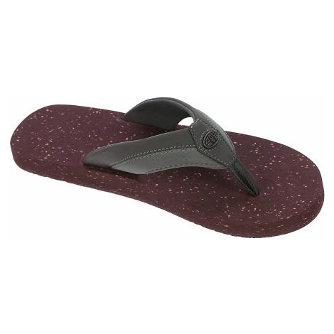 flip flops Animal Huxley - Asphalt Gray