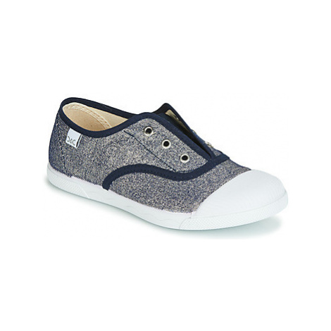 Citrouille et Compagnie RIVIALELLE girls's Children's Shoes (Trainers) in Blue
