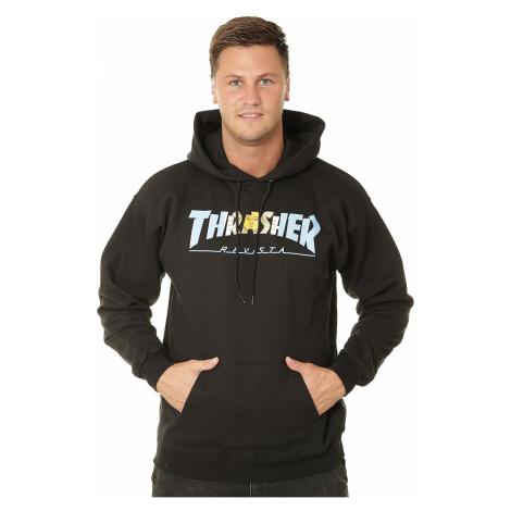 sweatshirt Thrasher Argentina - Black - men´s