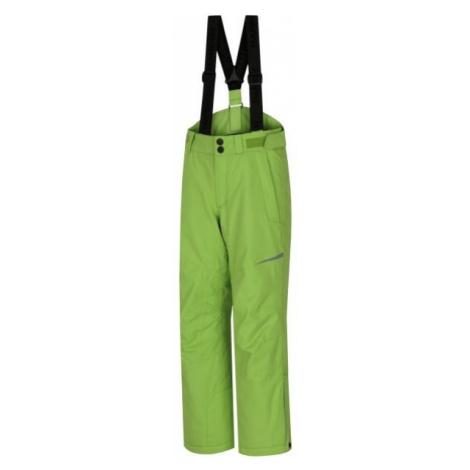 Hannah KAROK JR green - Kids' ski trousers