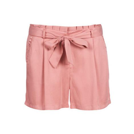 Naf Naf EPAPER SH2 women's Shorts in Pink