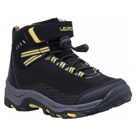 Lewro TESI yellow - Kids' trekking shoes
