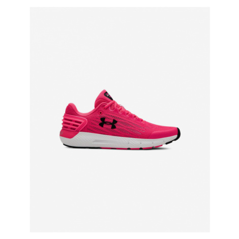 Under Armour Grade School Charged Rogue Kids sneakers Pink