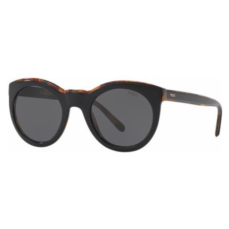 Polo Ralph Lauren Woman PH4124 - Frame color: Black, Lens color: Grey-Black, Size 49-22/145
