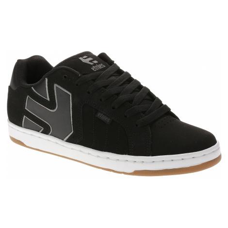 shoes Etnies Fader 2 - Black/White/Gum - men´s
