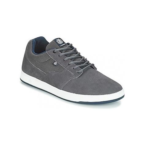 Element GRANITE men's Skate Shoes (Trainers) in Grey