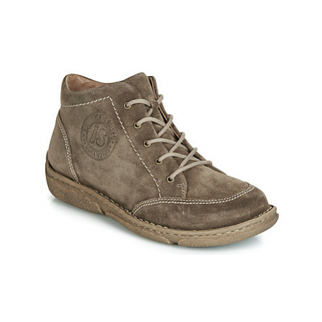 Josef Seibel NEELE 01 women's Mid Boots in Brown